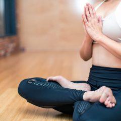 Verschillende soorten yogabroeken